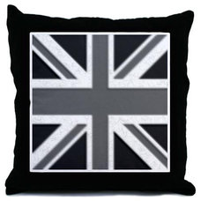 Contemporary Pillows by cafepress.ca