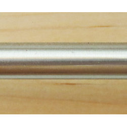 Stainless Steel Look Bar Pull - We carry many different types of hardware, including curtain rods and finials, hand made glass and ceramic knobs and pulls, and commercial cabinet hardware.  We proudly represent Hafele cabinetry hardware products.  With so many different styles to choose from, there's something to satisfy everyone!