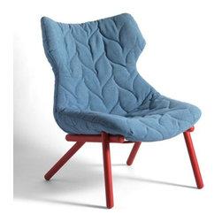 Kartell - Foliage Chair | Kartell - Design by Patricia Urquiola.