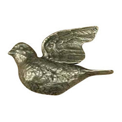 Anne at Home Hardware - Sparrow Knob, Antique Bronze - Made in the USA - Anne at Home customized cabinet hardware enables even the most discriminating homeowner to achieve the look of their dreams.  Because Anne at Home cabinet hardware is designed to meet your preferences, it may take up to 3-4 weeks to arrive at your door. But don't let that stop you - having customized Anne at Home cabinet knobs and pulls are well worth the wait!   - Available in many finishes.