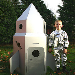 eclectic outdoor playsets by Not on the High Street