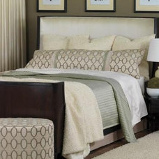 Traditional Bedding by Kathryn Interiors, Inc.