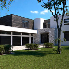 Modern Exterior by Adornetto Daoust