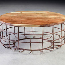 Modern Coffee Tables by KANDI ATLANTIS HOME
