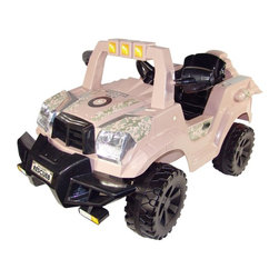 New Star - New Star Rescue Ops ATV Battery Powered Riding Toy Multicolor - NS-989 - Shop for Tricycles and Riding Toys from Hayneedle.com! About Kidz DelightJust like Santa Claus Kidz Delight is one of the nation's largest toy and gift distributors. Under the Group Sales Inc. umbrella they've been providing quality toys and gifts at fair prices for years. Kidz Delight is a leader in early childhood electronic learning aids and dozens of their toys have won awards. From interactive memory games to smart cards to musical instruments Kidz Delight toys will make your little one smile.