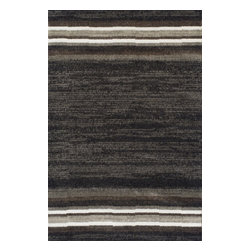 "Dalyn - Dalyn Omega OM231MI Midnight 5'3"" x 7'7"" Area Rugs - Dalyn Omega OM231MI Midnight 5'3"" x 7'7"" Area Rugs"