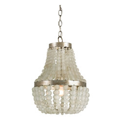 Currey and Company - Currey and Company 9203 Chanteuse Traditional Petit Chandelier - Currey and Company 9203 Chanteuse Traditional Petit Chandelier