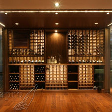Modern Wine Cellar by Papro Consulting - Wine Cellars