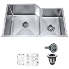 modern kitchen sinks by Kraus