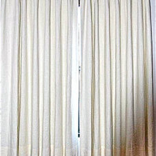 Modern Curtains by Kite's Interiors