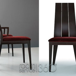 Apollo Contemporary Dining Chair #18679 -