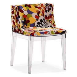 ZUO Modern - Pizzaro Dining Chair in Multicolor - 102113 - Pizzaro Collection Dining Chair