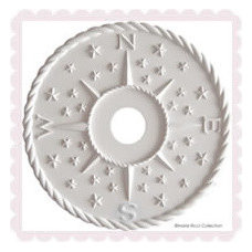 Traditional Ceiling Medallions by Marie Ricci