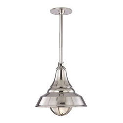 Hudson Valley Lighting - Hudson Valley Lighting 9118 Lansing 12 Light LED Pendant - Product Features: