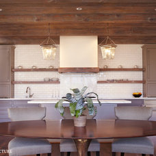Modern Dining Room by Blume Architecture