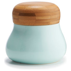 Contemporary Kitchen Canisters And Jars by HORNE