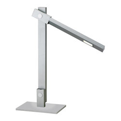 Adesso - Adesso 3653-22 Reach Led Desk Lamp - Adesso 3653-22 Reach Led Desk Lamp