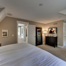 Contemporary Bedroom by Highmark Builders