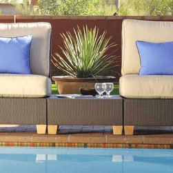 Ciera Collection - Ciera All Weather Wicker from Three Birds which is a premier manufacturer.