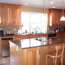 Kitchen Cabinetry by Florkowskys Woodworking & Cabinets LTD