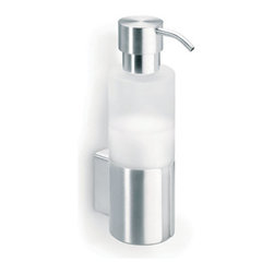 Blomus 68590 Tarro Frosted Wall-Mounted Soap Dispenser - This Blomus Item Features: