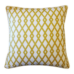 Jiti - Jiti Modela Pillow - Expressive colors, dynamic patterns and diverse materials in conjunction with clean, modern design - this is Jiti.