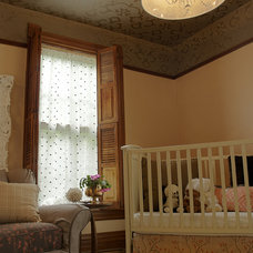 Traditional Nursery by PROjECT interiors + Aimee Wertepny