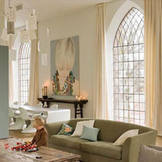Apartment Therapy New York | Drool-Worthy Windows: Living in a Flemish Chapel