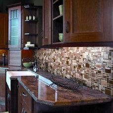 Contemporary Accessories And Decor by American Tile and Stone/Backsplashtogo.com