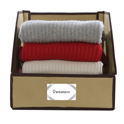 Sweater Bins