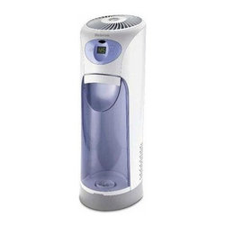 Jarden Home Environment - Holmes Cool Mist Tower - Holmes HM630-U Cool Mist Tower Humidifier with state of the art functionality combined with it's great design that complements any home  this cool mist tower is ideal for medium rooms. It provides a refreshingly cool  invisible mist  as well as a digital humidistat which offers precise humidity control for your optimal comfort.   FEATURES: Designed for medium rooms; Runs up to 36 hours per tank filling; AccuSet Digital humidistat; Contains an Antimicrobial Product Protection and Arm & Hammer treatment to key plastic parts; Filtercheck monitor; Dishwasher safe base; 16 hour timer.  Uses 2 HWF100 filters (E Filters).  This item cannot be shipped to APO/FPO addresses. Please accept our apologies.