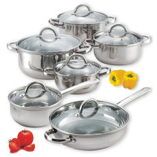 Contemporary Cookware Sets by Cook  N Home Outlet Store