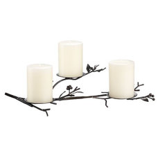 Candleholders by Crate&Barrel