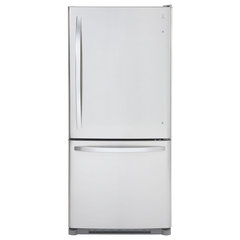 modern refrigerators and freezers by Sears