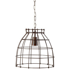 Contemporary Outdoor Hanging Lights by Wisteria