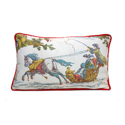 Christmas - The beautiful Christmas scene of a Victorian sleigh in a winter wonderland will add a stunning addition to your Christmas decor.