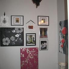 Modern Powder Room by Second Wind Interior Design