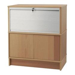 IKEA of Sweden - EFFEKTIV Storage combination - Storage combination, beech veneer