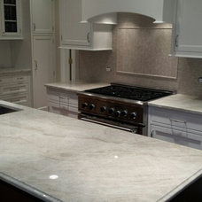 Modern Kitchen Countertops by Levantina USA