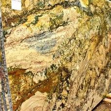 Azurite granite from Chester county granite