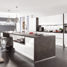 contemporary kitchen islands and kitchen carts White kitchen