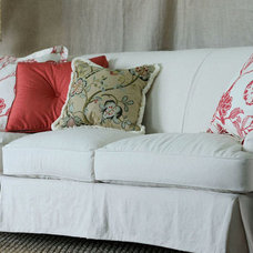 Traditional Sofas by Posh Surfside Beach