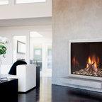 Fireplaces - Heat & Glo Lux 42