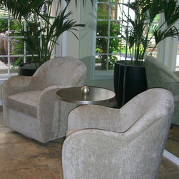 Conversion of Living Room / Dining Room to Cocktail Lounge -