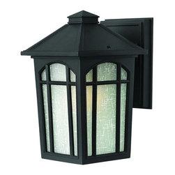 """Hinkley Lighting - Hinkley Lighting 1980-LED 9.25"""" Height LED Outdoor Lantern Wall Sconce - 9.25"""" Height LED Outdoor Lantern Wall Sconce from the Cedar Hill CollectionFeatures:"""