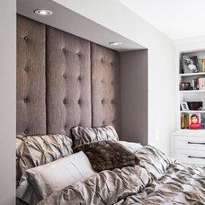 Craftsman Bedroom by Lindsay O. Creative