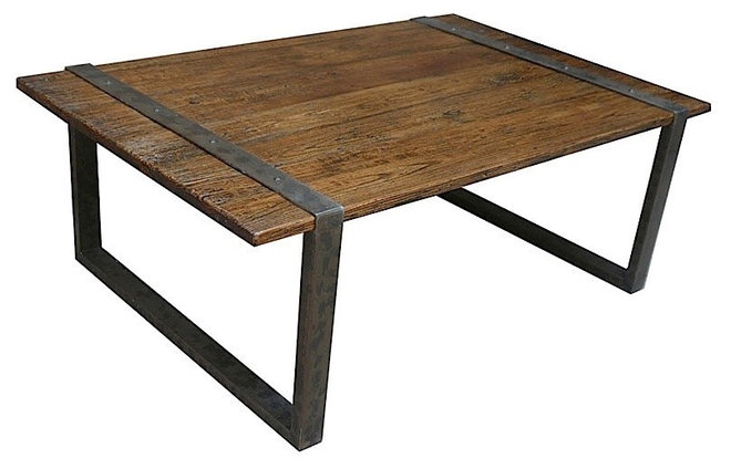 Contemporary Coffee Tables by purehome