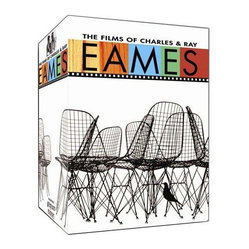 The Films of Charles and Ray Eames Volumes 1-6