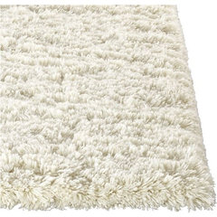 contemporary rugs by Crate&Barrel