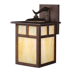 "Kichler - Kichler 9651CV Alameda Collection 1 Light 12"" Outdoor Wall Light - Kichler 9651 Alameda Outdoor Wall Light"